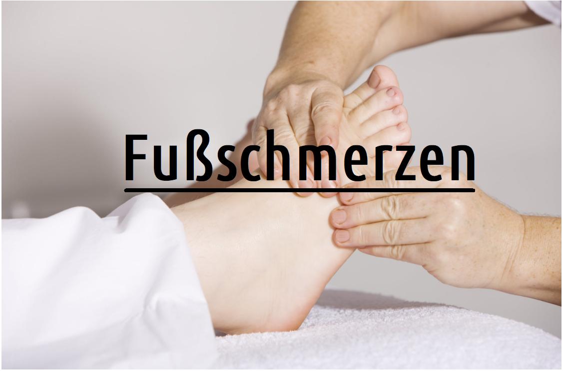 Fußschmerzen - Symptome, Ursachen und Behandlung