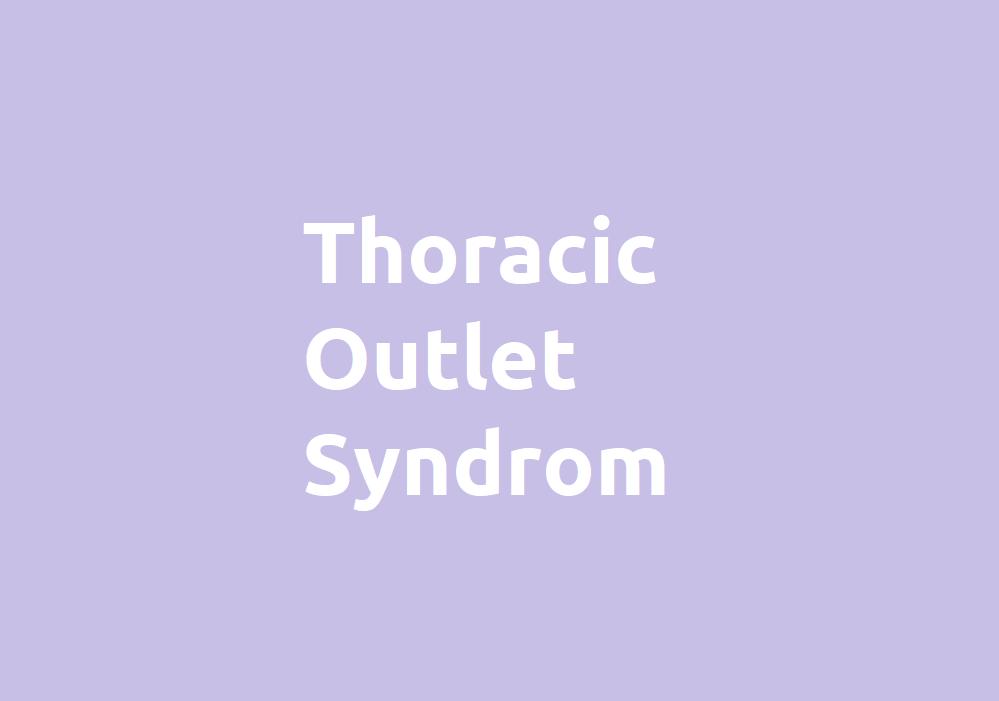 Schulterverletzung-Schulterschmerzen-Thoracic-Outlet-Syndrom-Symptome-Übungen-und-Behandlung