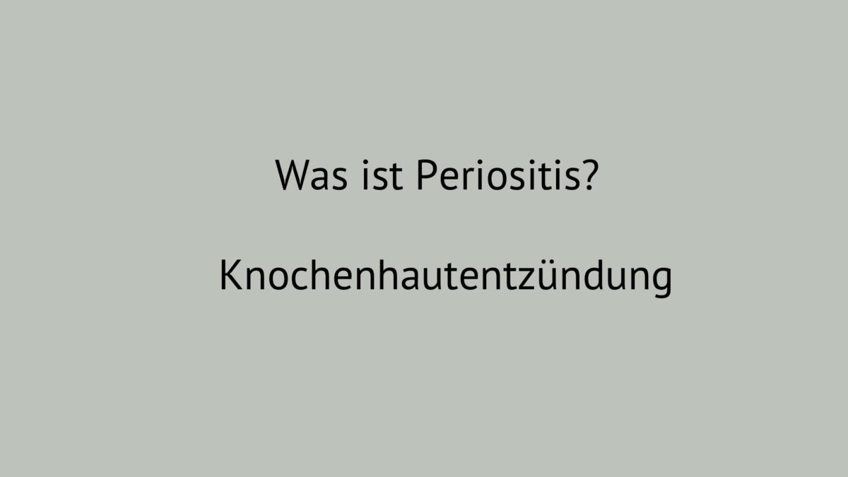 periositis-knochenhautentzuendung-ursachen-symptome